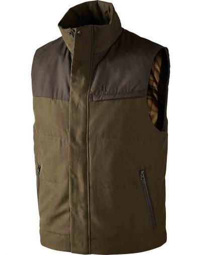 Alsin Quilted Gilet