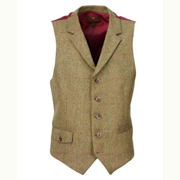 Laksen Tweed Vest