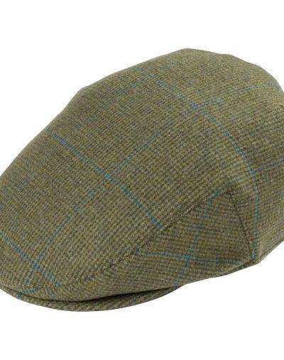 Alan Paine Compton Tweed Cap