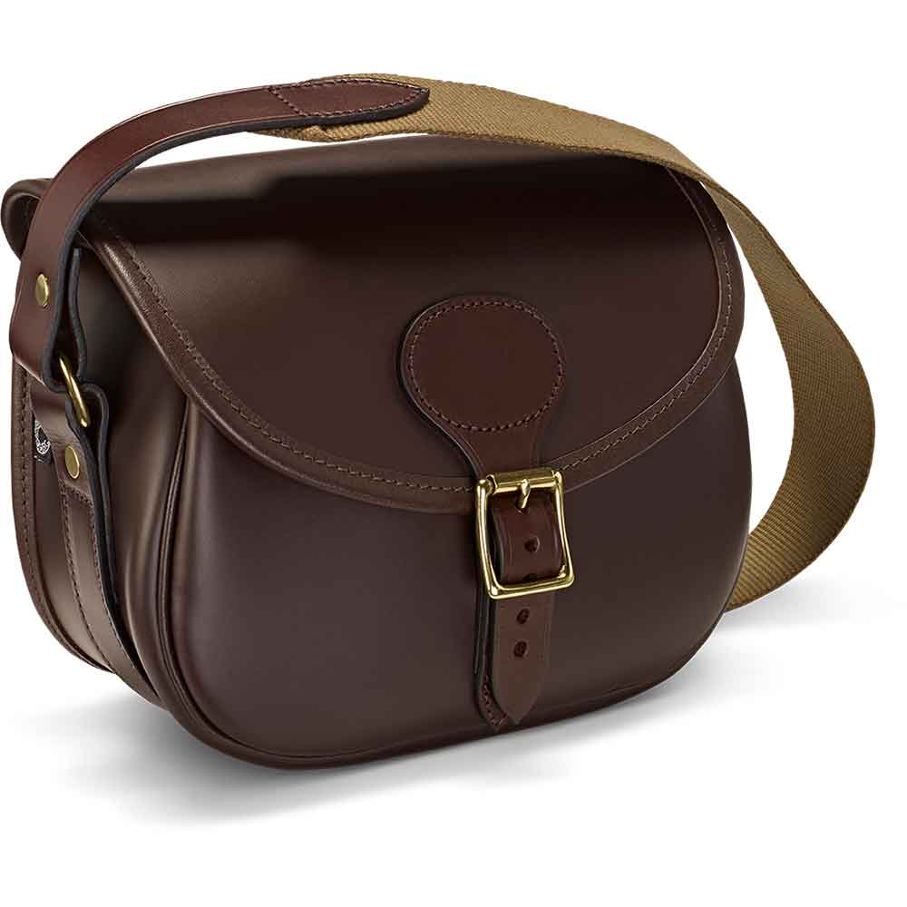 Croots Byland Leather 75 Cartridge Bag - Foxholes Country Pursuits