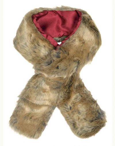 Dubarry Scarf Chinchilla