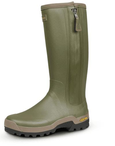Harkila Orton Zip Wellington Boots