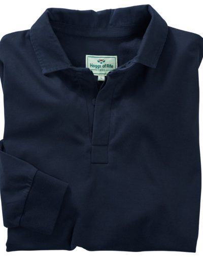 Hoggs of Fife Demin Rugby Shirt