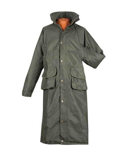 John Field Full Length Rain Coat