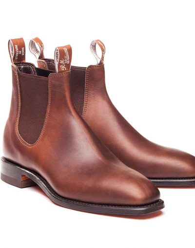 R M Williams Lachlan Boots