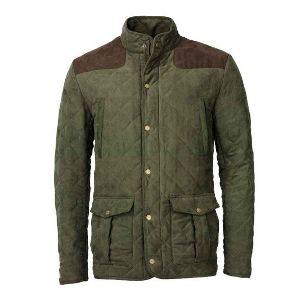 Laksen Hampton quilted jacket