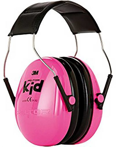 Peltor Kids Pink Defenders