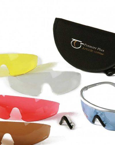 Top Gun Premier Plus Shooting Glasses