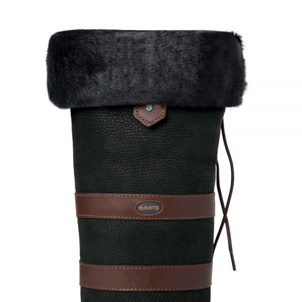 Dubarry black boot liners