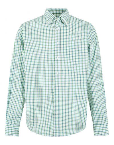 Dubarry Frenchpark shirt Laurel Green