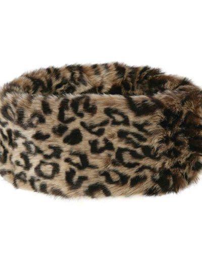 Headband-Leopard