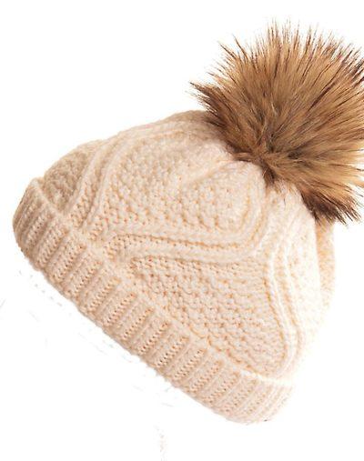 Schoffel Tenies Bobble Hat