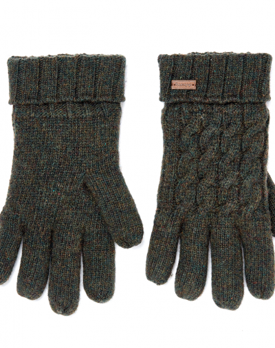 Dubarry Arklow Gloves Olive