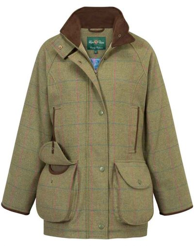 Alan Paine Combrook Coat
