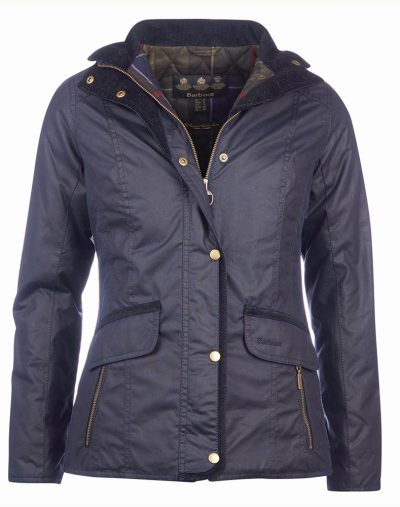 Barbour Levant Wax Jacket