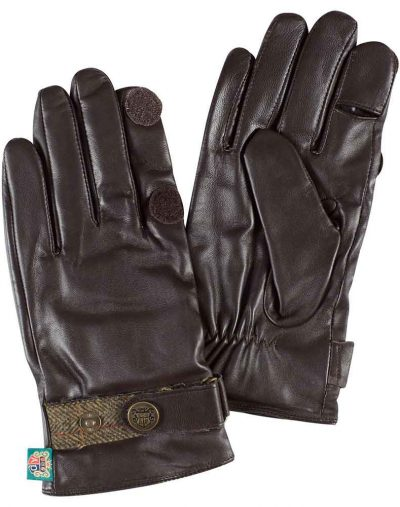 Alan Paine Leather Gloves