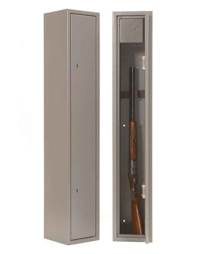 4 Gun Cabinet with Locking Top
