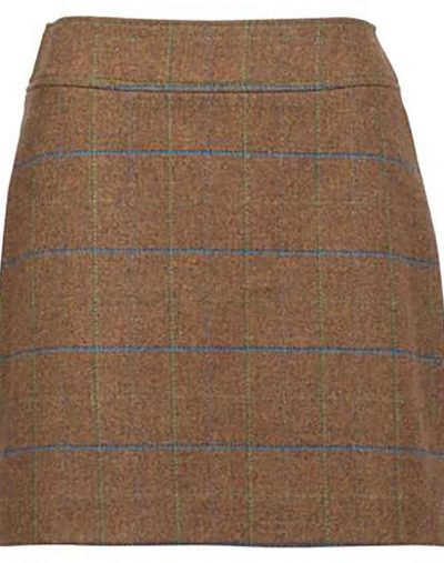 Alan Paine Richmond Tweed Skirt