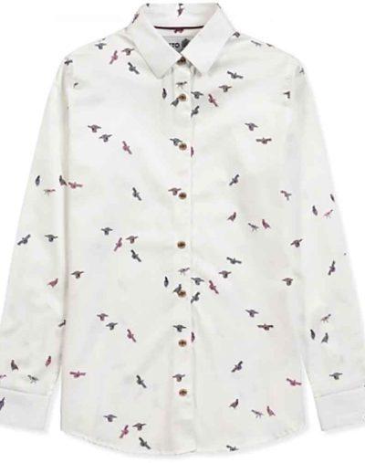 Musto Country Pattern Shirt