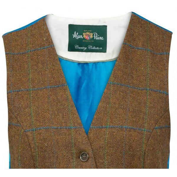 alan paine waistcoat
