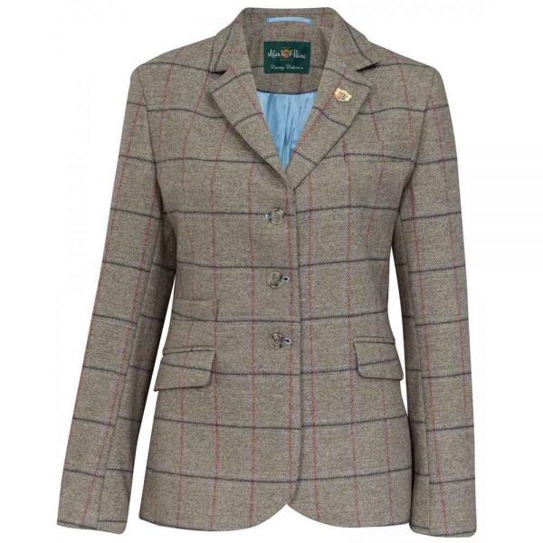 Alan Paine Surrey tweed hacking jacket
