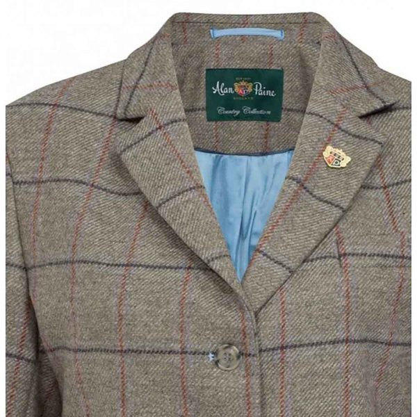 surrey tweed hacking jacket