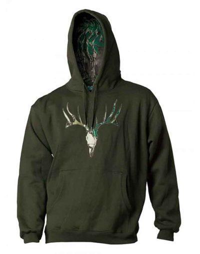 Ridgeline Deer Hoodie