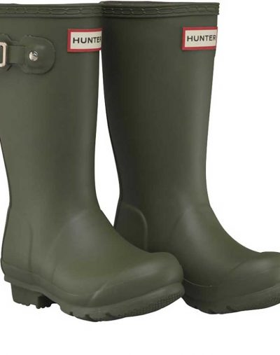 Hunter Kids Wellies Cactus