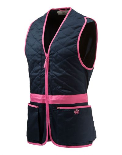 Beretta Ladies Trap Cotton Vest
