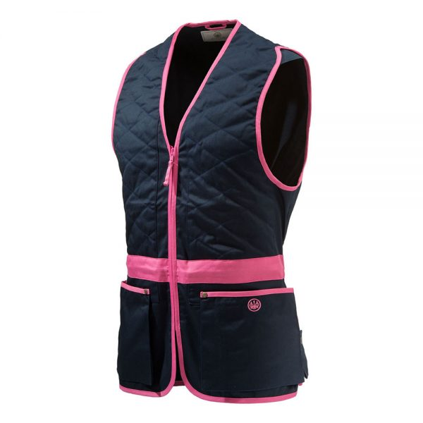 Beretta Ladies Trap Cotton Vest