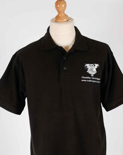 Cheddite UK Polo Shirt
