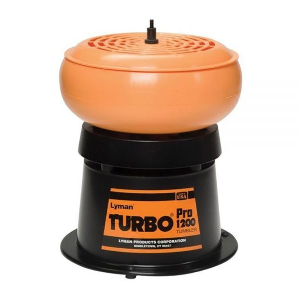 Lyman 1200 Pro Tubro Tumbler