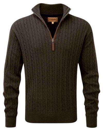 Schoffel Cotton cashmere jumper