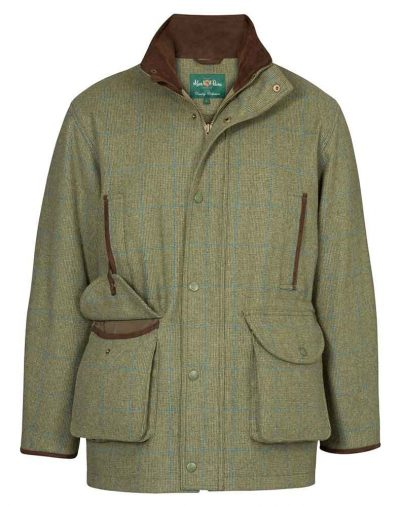 Alan Paine Combrook Tweed Coat