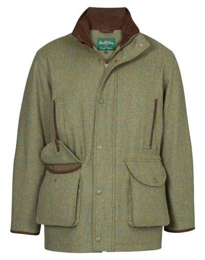 Alan Paine Combrook Tweed Coat