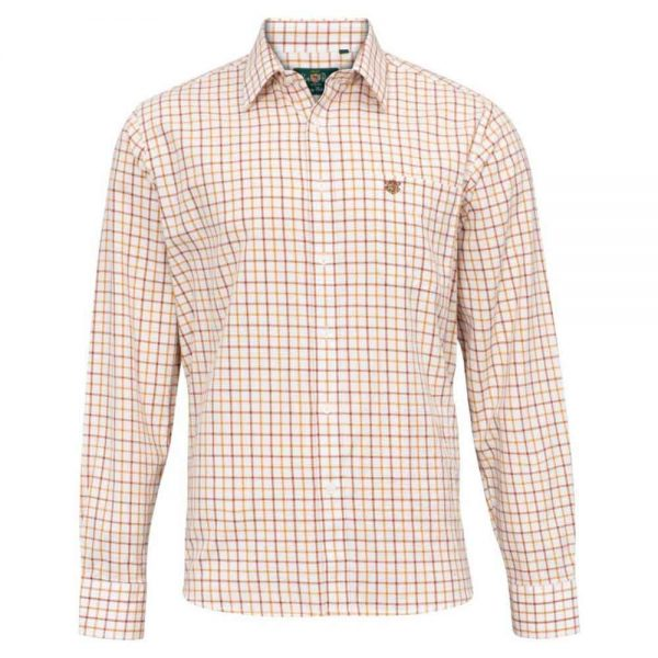 Alan Paine Ilkley Check Shirt