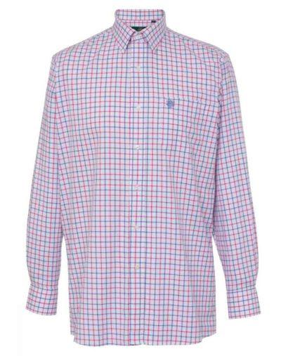 Alan Paine Kids Ilkley check shirt