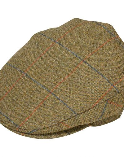 Alan Paine Rutland Tweed Cap