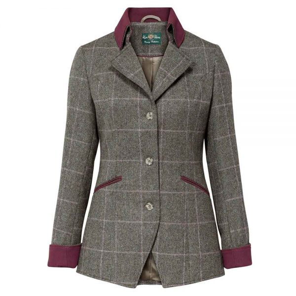 Alan Paine Surrey Ladies Tweed Jacket