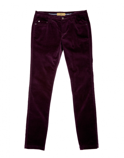 Dubarry Honeysuckle Cords plum