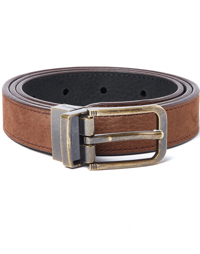 Dubarry Foynes Belt Walnut