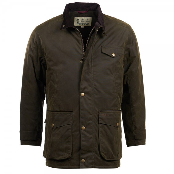 Barbour Cole Wax Jacket