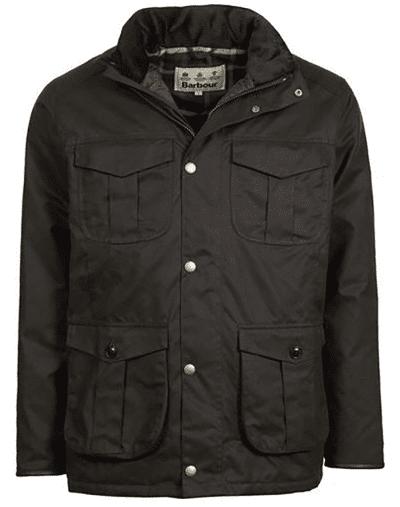 Barbour Latrigg Wax Jacket