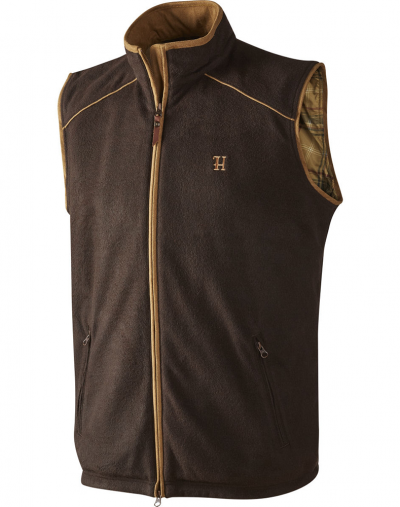 Harkila Sandham Fleece Gilet Port
