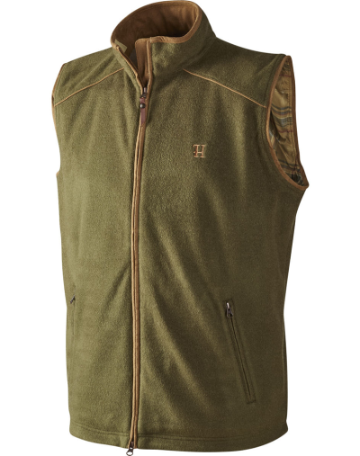 Harkila Sandham Fleece Gilet Green