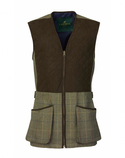 Laksen Woodhay Glenogil Waistcoat