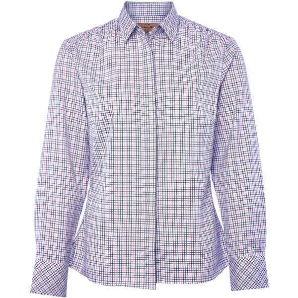 Dubarry Meadow Checked Shirt