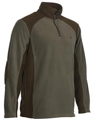Percussion Half Zip Fleece