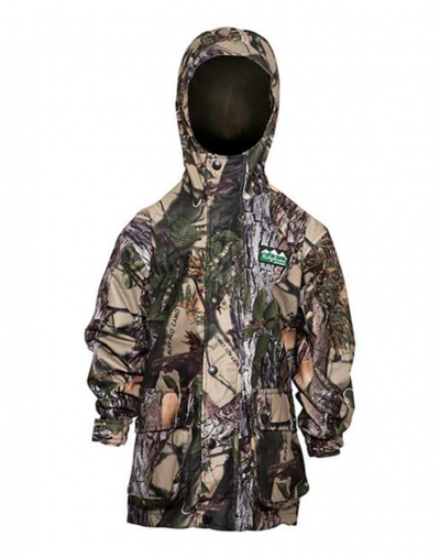 Ridgeline Kids Spiker camo jacket