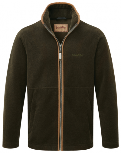 Schoffel Cottesmore Fleece Hunter Green